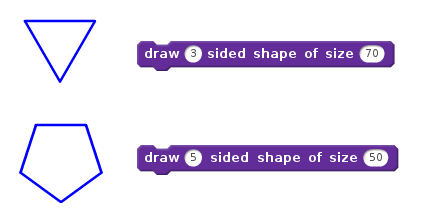 Drawing shapes with Scratch 2.0