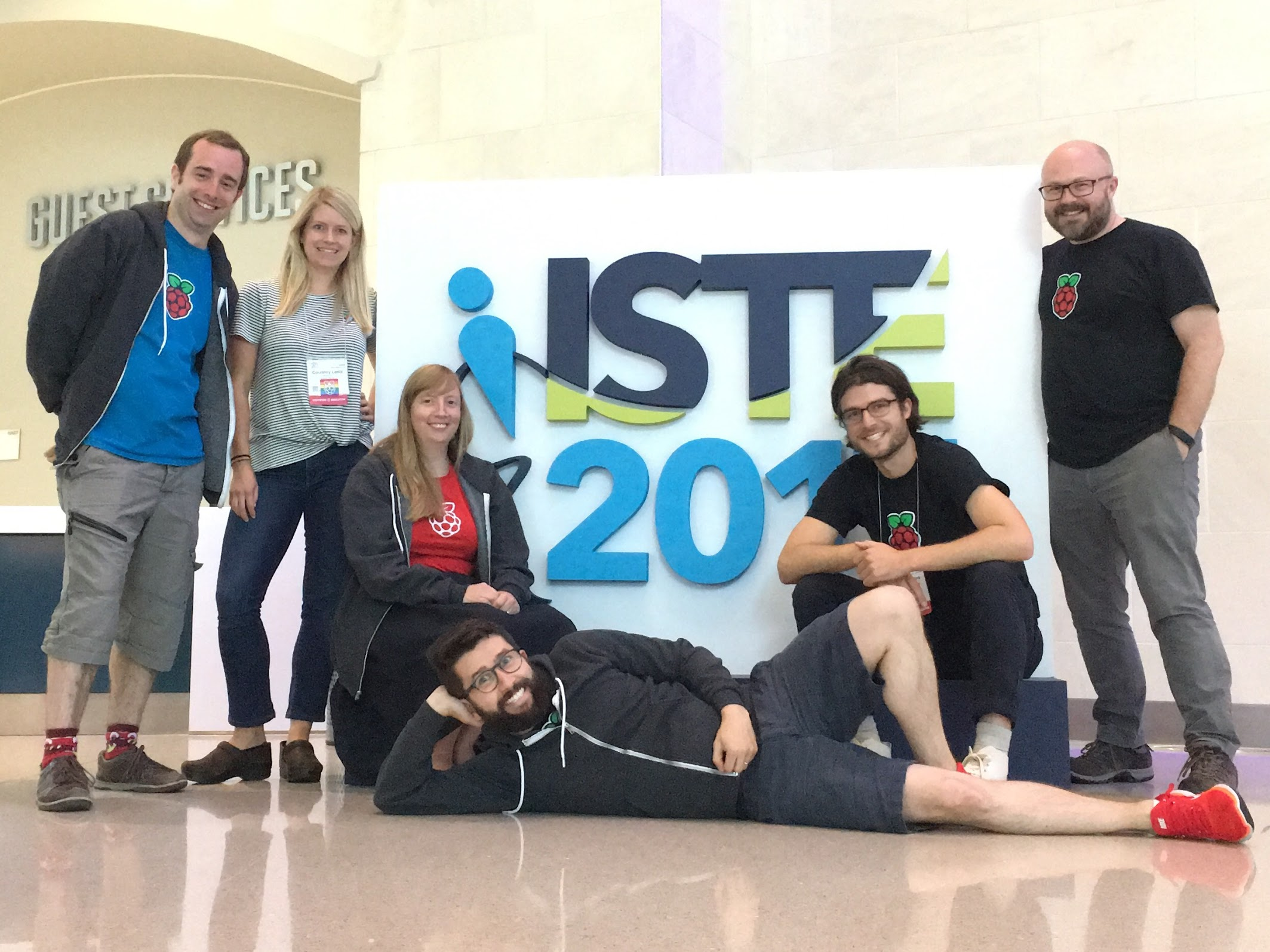 Raspberry Pi Certified Educators shine at ISTE 2017