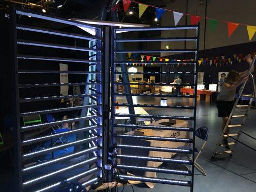 Heart of Maker Faire shelf