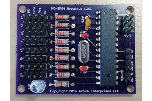 octasonic breakout board