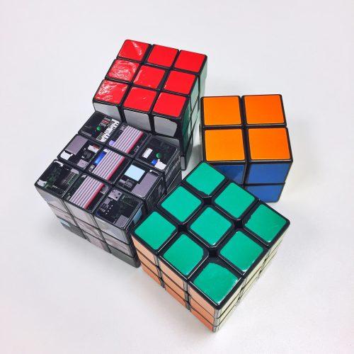 Raspberry Pi Rubik's Cube Solver