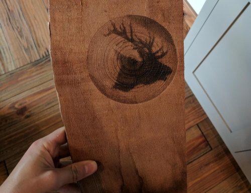 CNC Wood Burner