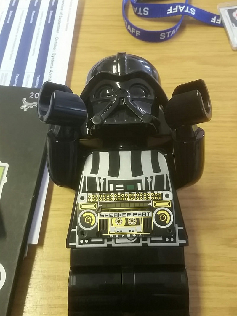 Darth Beats: Star Wars LEGO gets a musical upgrade