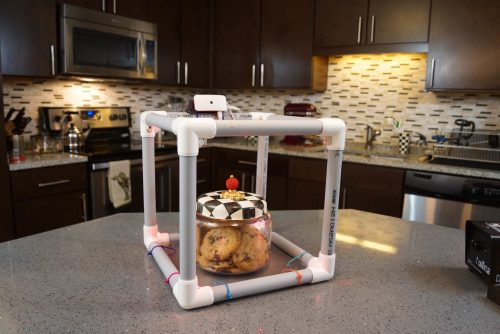 Estefannie Explains It All Raspberry Pi Cookie Jar
