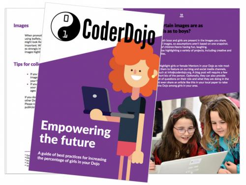 CoderDojo birthday Raspberry Pi