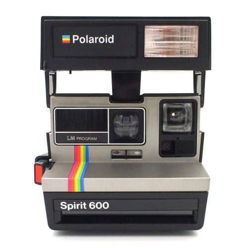 Polaroid Spirit Camera - Raspberry Pi GIF Camera
