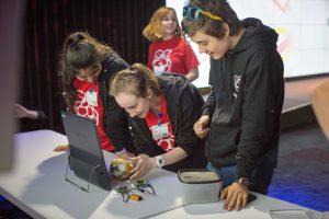 Raspberry Pi Pioneers Summer Camp 2017