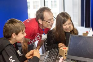 Raspberry Pi Pioneers Summer Camp 2017