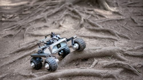 Turtle Rover Kickstarter Raspberry Pi