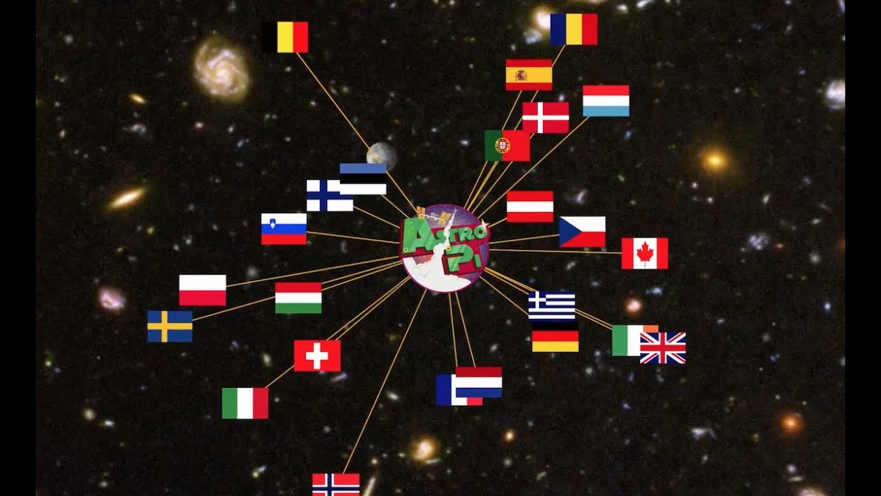 Announcing the 2017-18 European Astro Pi challenge!