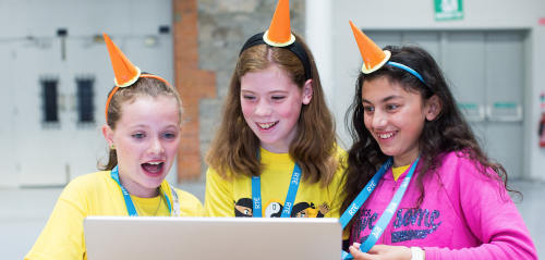 The CoderDojo Girls Initiative