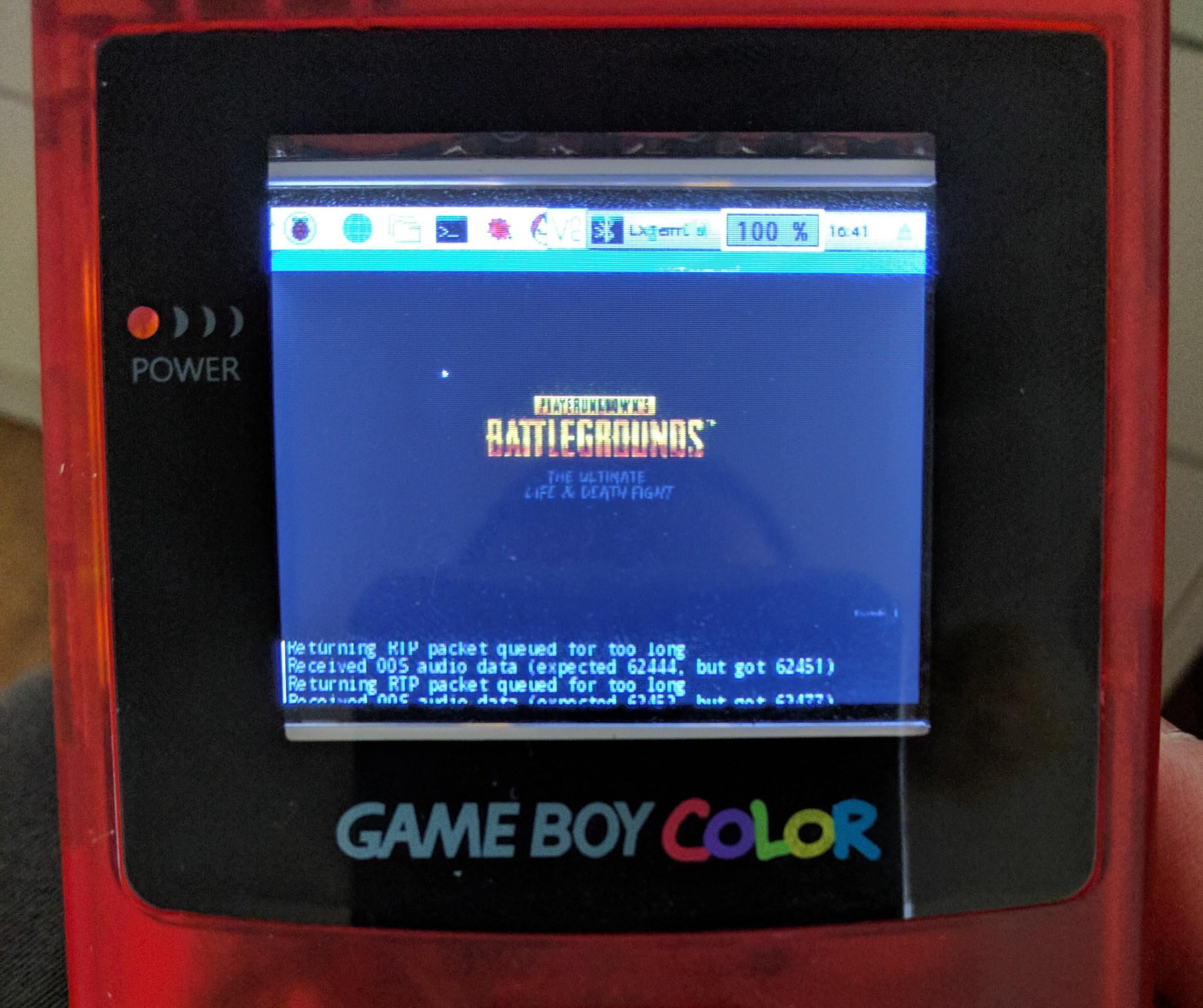 PlayerUnknown's Battlegrounds Raspberry Pi