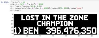Ben North Raspberry Pi Twilight Zone Pinball - example output