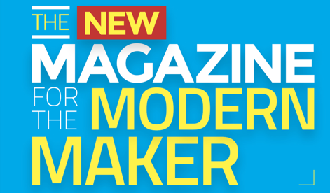 HackSpace magazine: a new magazine for makers