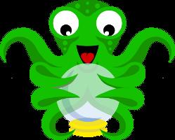 The OctoPrint logo