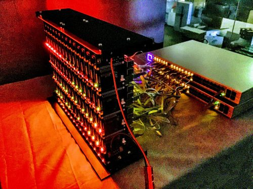 60-node Raspberry Pi cluster pack
