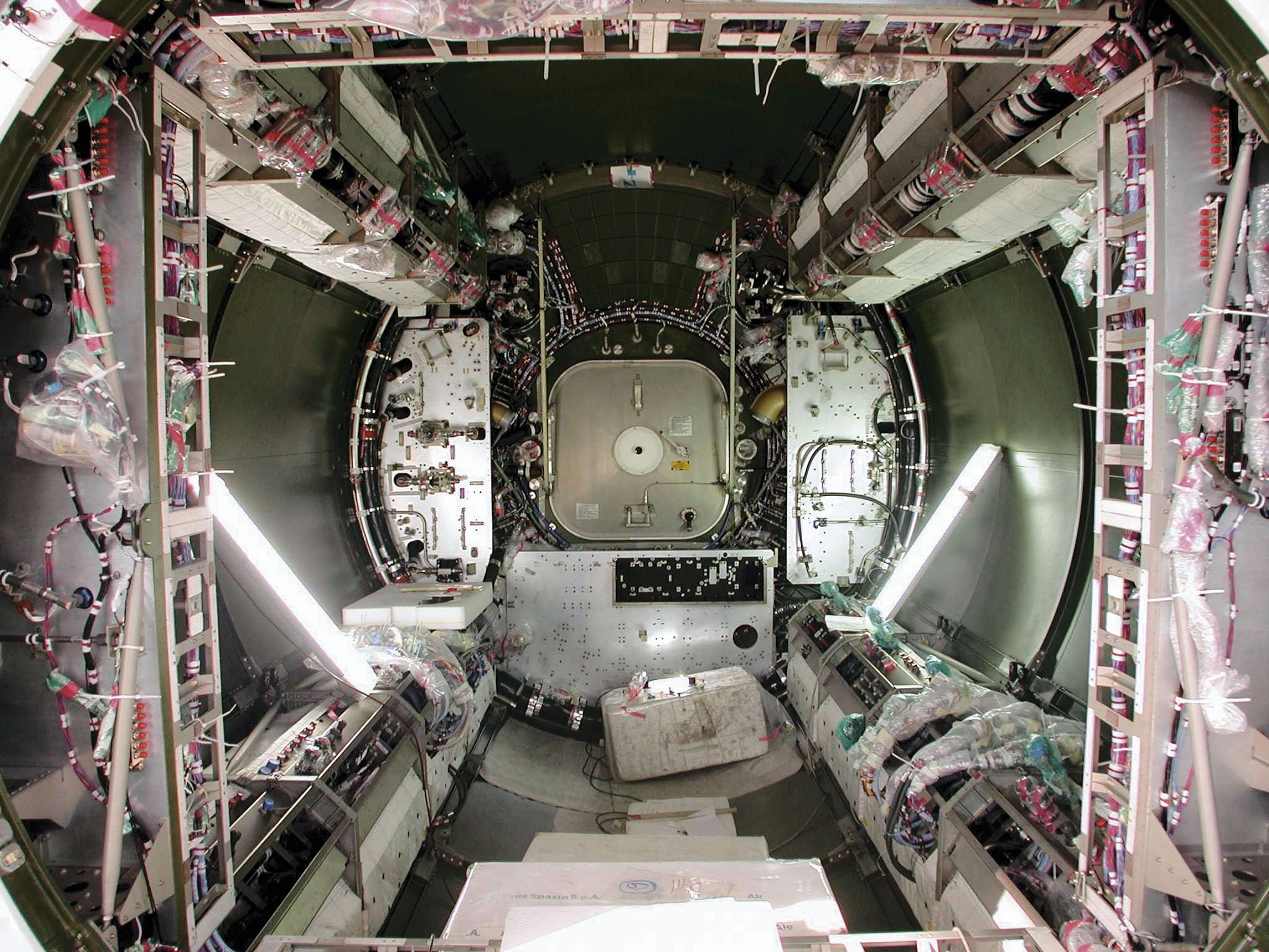 Astro Pi celebrates anniversary of ISS Columbus module