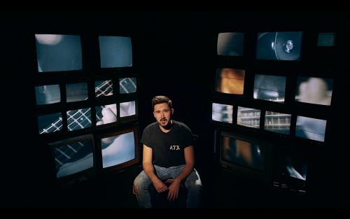 STRANDKØNZERT CRT video wall Raspberry Pi