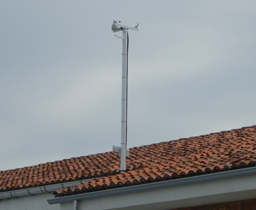 Weather Station at CEIP Noalla - Telleiro