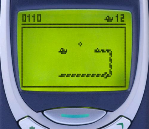 Snake Nokia Game