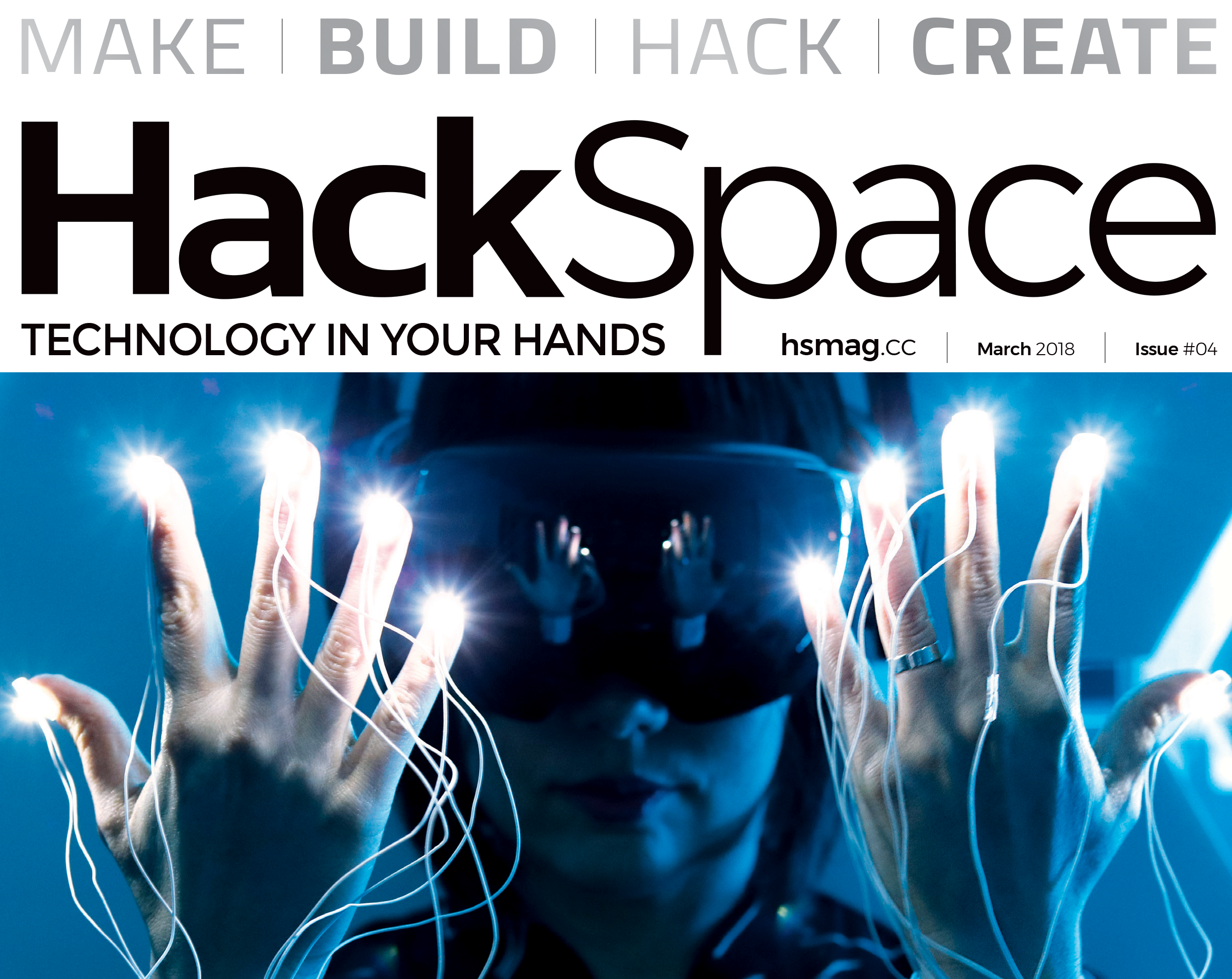 HackSpace magazine 4: the wearables issue