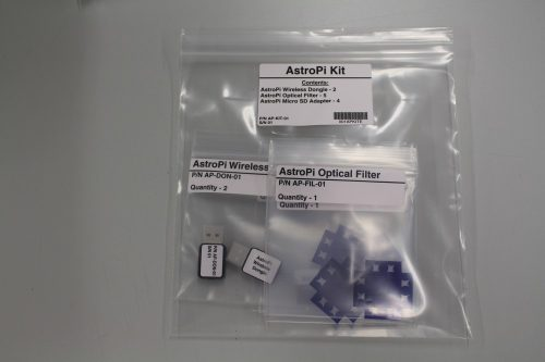 bag of Astro Pi upgrades
