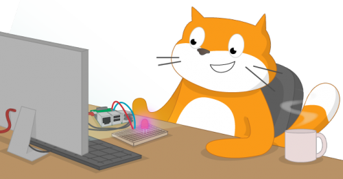 Scratch to Python FutureLearn Raspberry Pi