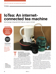 HackSpace magazine issue 4 page 98