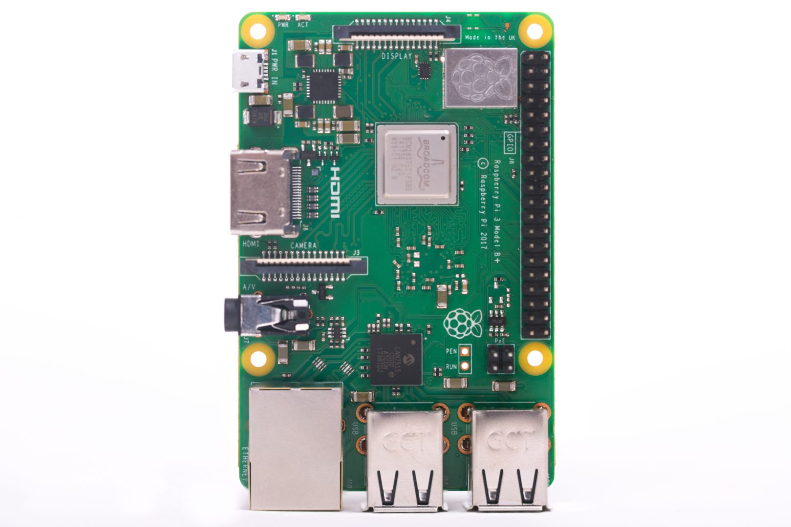 raspberry pi 3 model b how to start