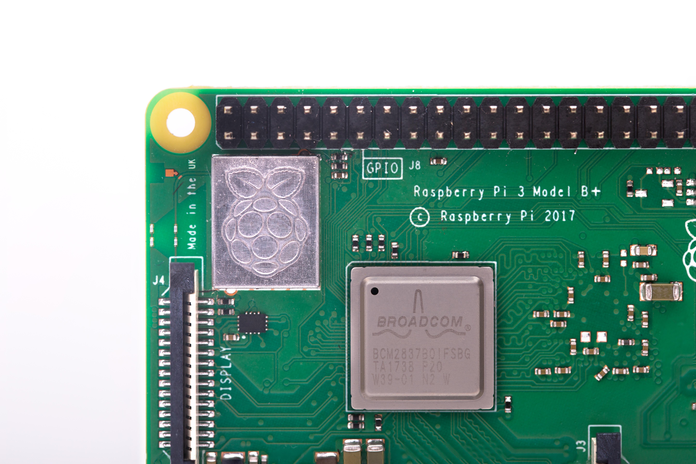 Raspberry Pi 3 Model B+ - botnroll com