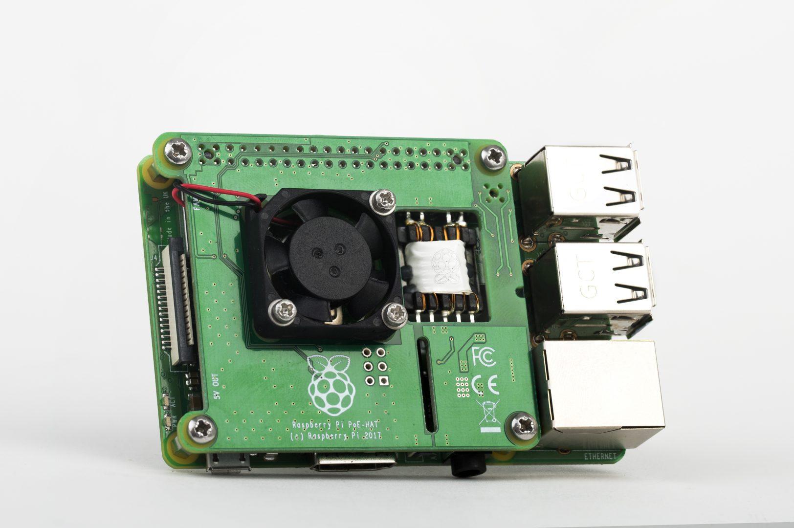 Raspberry Pi Poe Hat Raspberry Pi