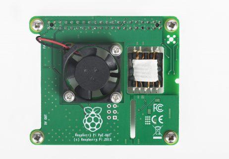 Raspberry Pi PoE HAT - Raspberry Pi