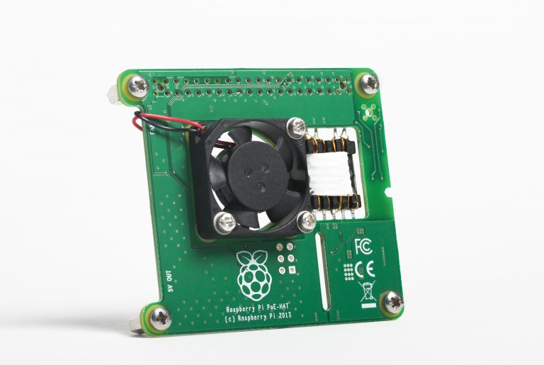 Raspberry Pi POE interface