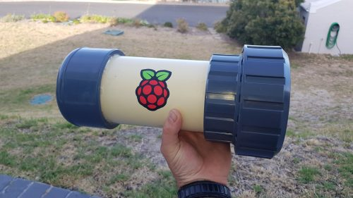 PipeCam underwater Raspberry Pi Camera