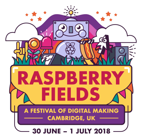 Raspberry Fields 2018 Raspberry Pi festival