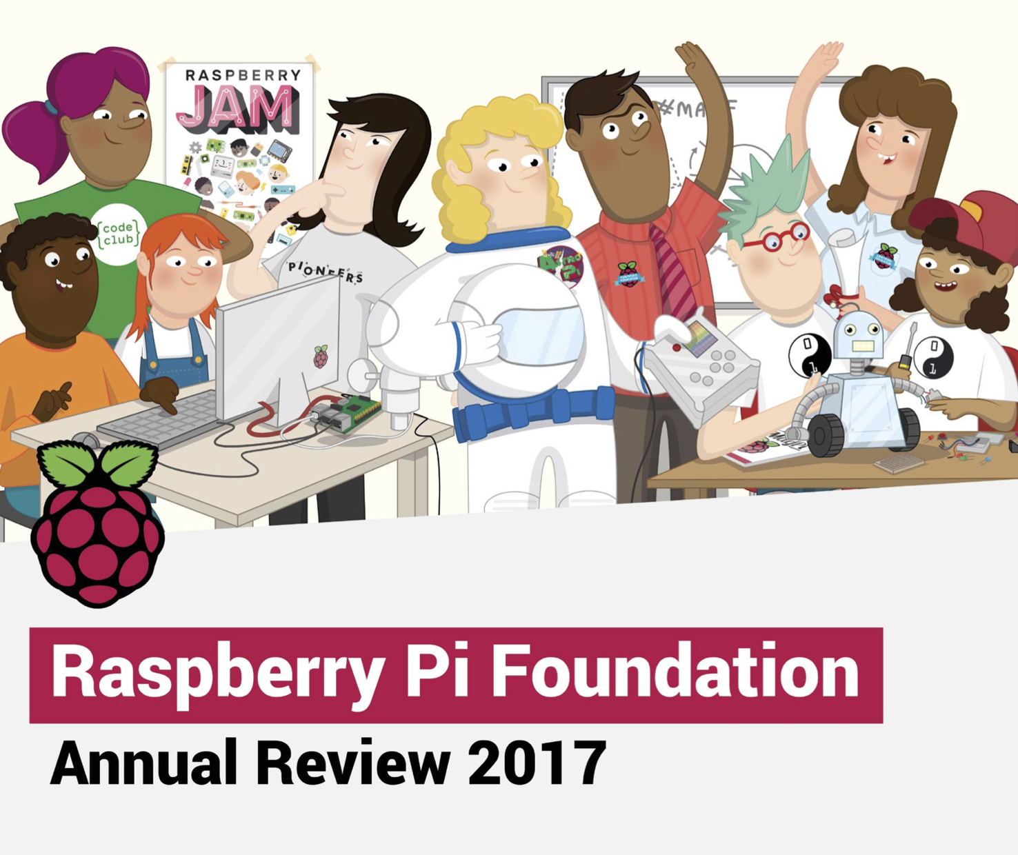 Our 2017 Annual Review