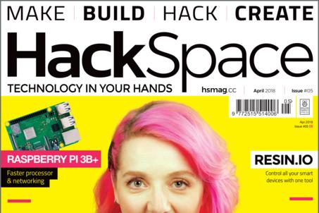 HackSpace magazine 5: Inside Adafruit