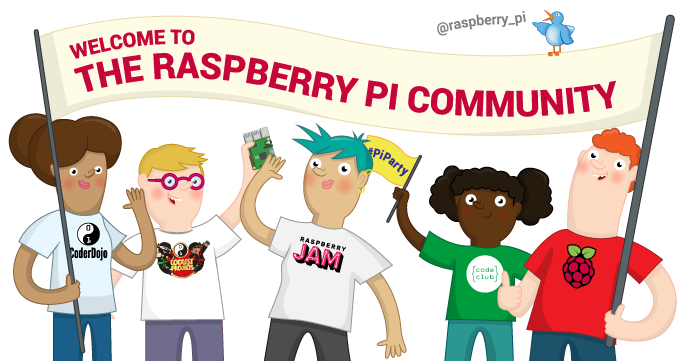 Raspberry Pi Community - Projects, Blogs, and more