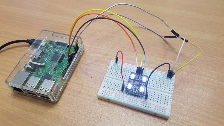 Colour sensing with a Raspberry Pi - Raspberry Pi