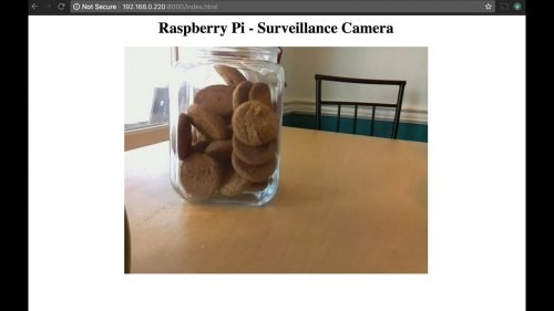 Tinkernut Coke bottle Raspberry Pi Spy Cam