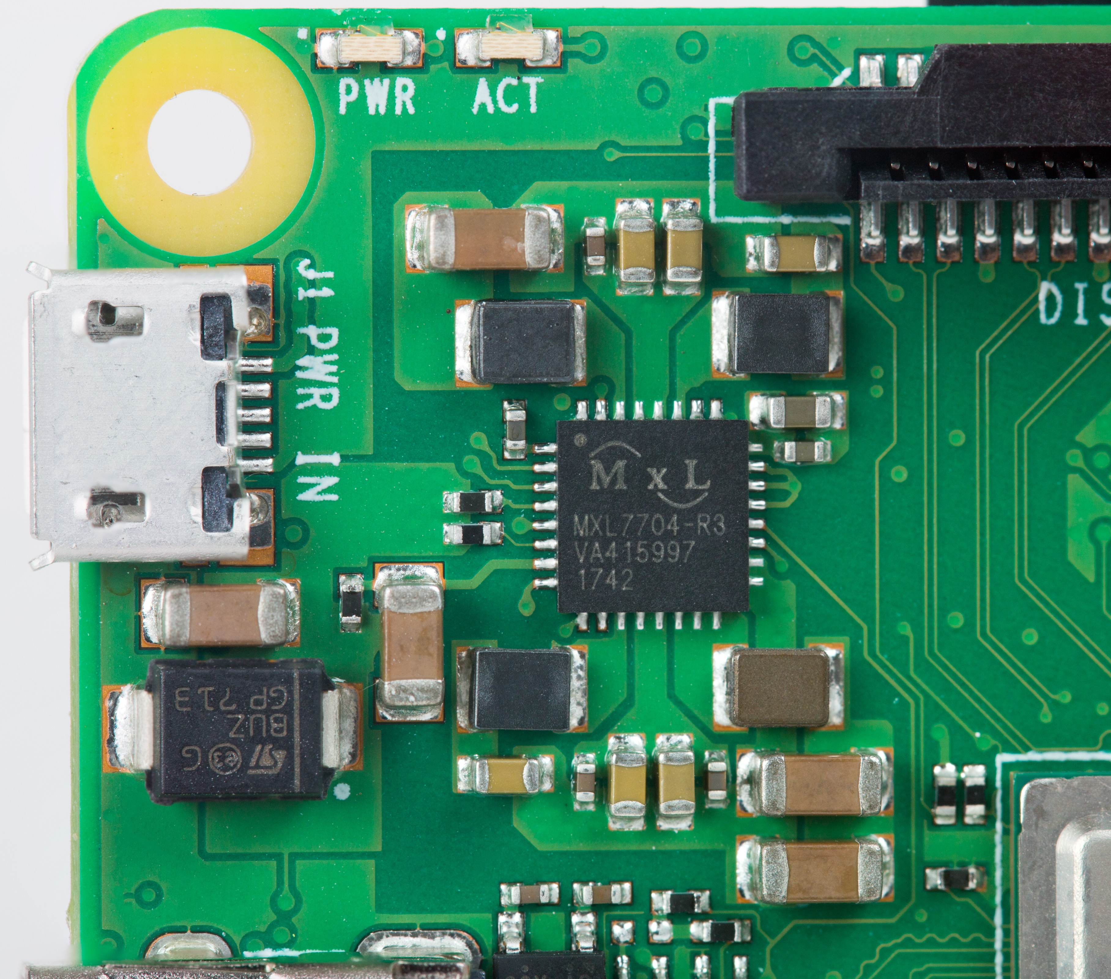 More Power To Your Pi Raspberry Integrated Circuits History Quality For