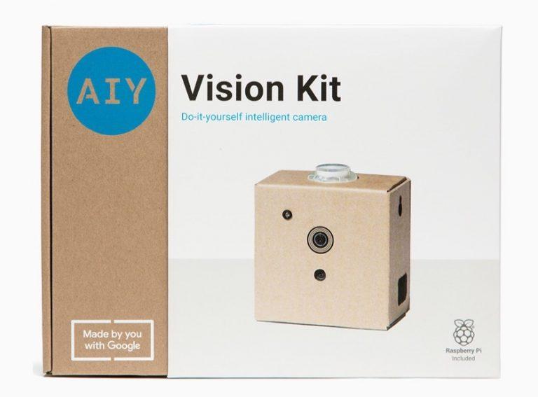 AIY Vision Kit v2