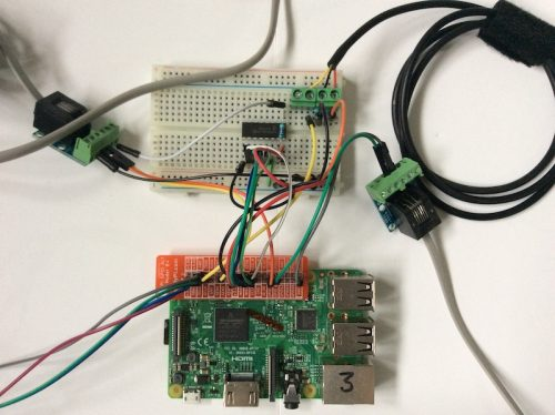 Build Your Own Raspberry Pi weather station on a breadboard