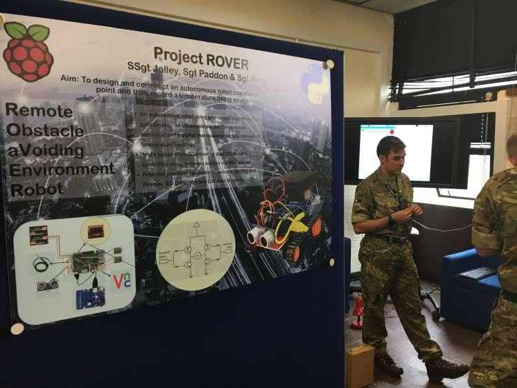 UK soldiers design Raspberry Pi bomb disposal robot