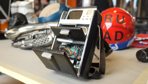 Brian Mix's Pi tricorder