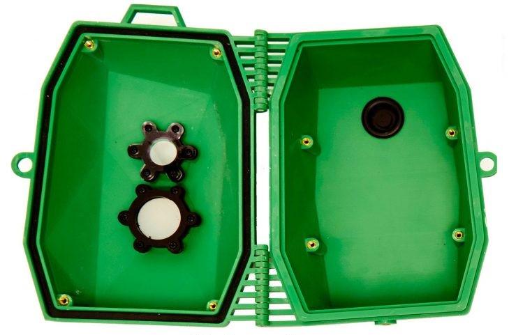Naturebytes' weatherproof Pi and camera case