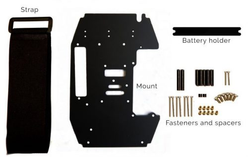 Naturebytes case additional components