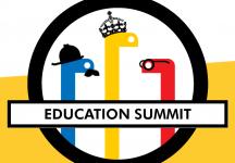 PyCon education summit logo