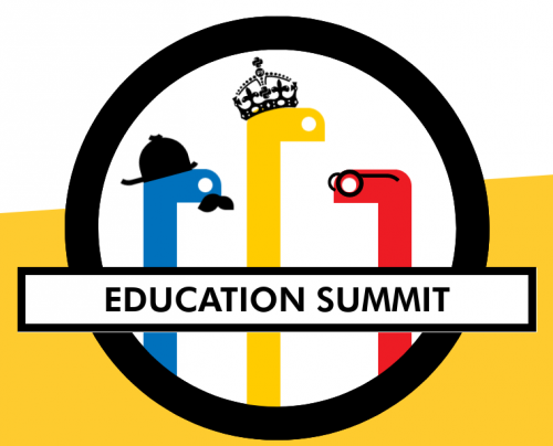 PyCon education summit logo