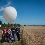 high-altitude balloning Raspberry Pi